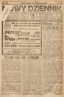 Nowy Dziennik. 1925, nr242