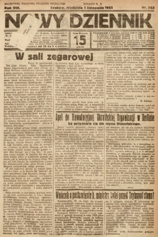Nowy Dziennik. 1925, nr243