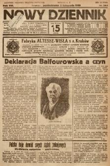 Nowy Dziennik. 1925, nr244