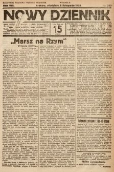 Nowy Dziennik. 1925, nr249