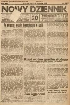 Nowy Dziennik. 1925, nr269