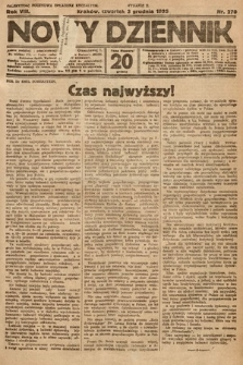 Nowy Dziennik. 1925, nr270
