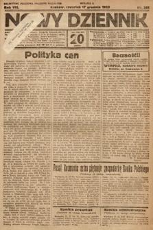 Nowy Dziennik. 1925, nr281