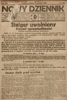 Nowy Dziennik. 1925, nr283