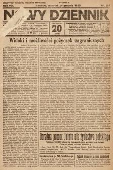 Nowy Dziennik. 1925, nr287