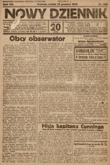 Nowy Dziennik. 1925, nr288