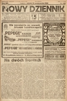 Nowy Dziennik. 1925, nr226