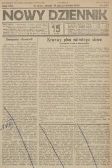 Nowy Dziennik. 1925, nr227