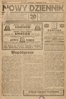 Nowy Dziennik. 1928, nr92