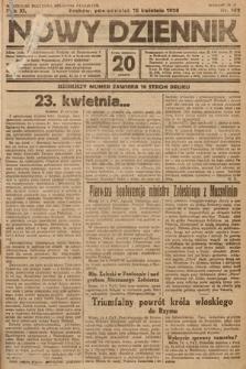 Nowy Dziennik. 1928, nr102