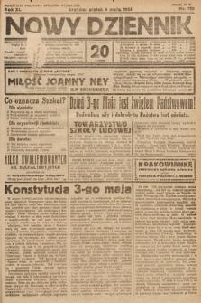 Nowy Dziennik. 1928, nr119