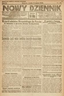 Nowy Dziennik. 1923, nr47