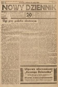 Nowy Dziennik. 1928, nr127