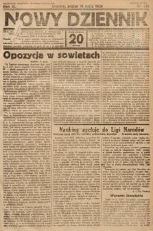 Nowy Dziennik. 1928, nr133