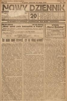 Nowy Dziennik. 1928, nr139