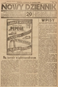Nowy Dziennik. 1928, nr168