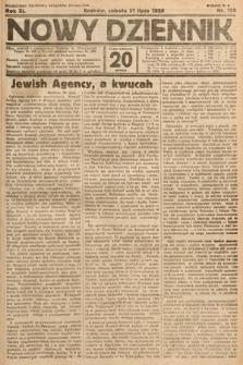 Nowy Dziennik. 1928, nr195