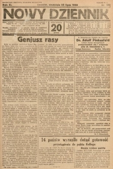 Nowy Dziennik. 1928, nr196