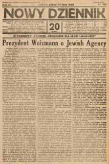 Nowy Dziennik. 1928, nr201