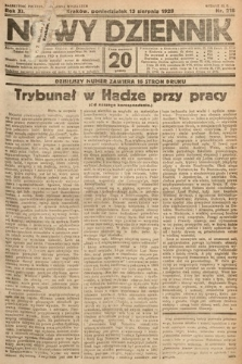 Nowy Dziennik. 1928, nr218
