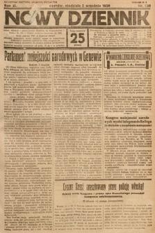 Nowy Dziennik. 1928, nr238