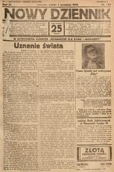 Nowy Dziennik. 1928, nr243