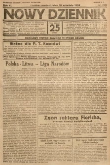 Nowy Dziennik. 1928, nr246
