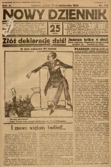 Nowy Dziennik. 1928, nr273