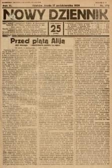 Nowy Dziennik. 1928, nr278