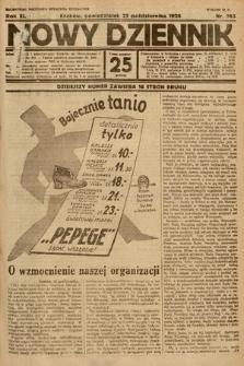 Nowy Dziennik. 1928, nr283