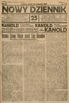 Nowy Dziennik. 1928, nr313