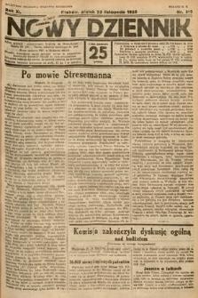Nowy Dziennik. 1928, nr315