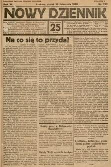 Nowy Dziennik. 1928, nr322