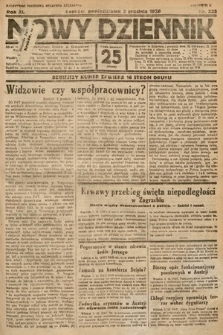 Nowy Dziennik. 1928, nr325
