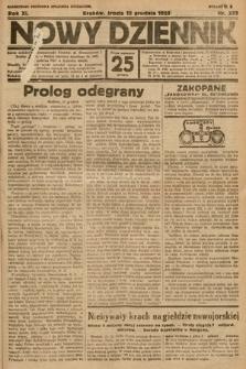 Nowy Dziennik. 1928, nr333