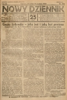 Nowy Dziennik. 1928, nr334