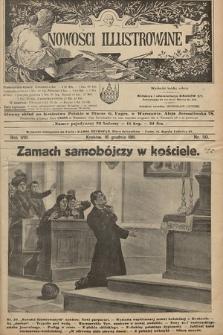 Nowości Illustrowane. 1911, nr50