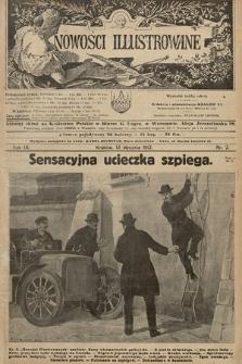 Nowości Illustrowane. 1912, nr2