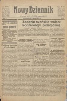 Nowy Dziennik. 1919, nr5