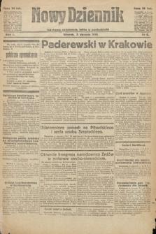 Nowy Dziennik. 1919, nr6