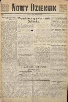 Nowy Dziennik. 1919, nr52