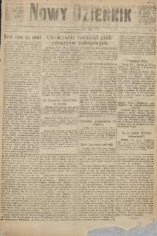 Nowy Dziennik. 1919, nr75