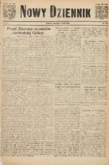 Nowy Dziennik. 1919, nr84