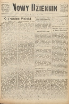 Nowy Dziennik. 1919, nr92