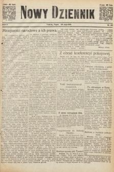 Nowy Dziennik. 1919, nr96