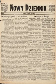 Nowy Dziennik. 1919, nr101