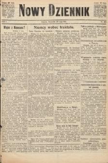 Nowy Dziennik. 1919, nr102