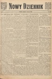 Nowy Dziennik. 1919, nr105