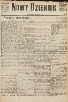 Nowy Dziennik. 1919, nr116