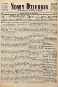 Nowy Dziennik. 1919, nr124